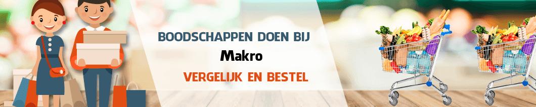 supermarkt Makro