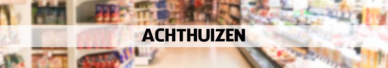 supermarkt Achthuizen