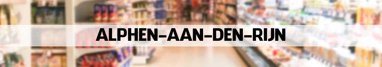 supermarkt Alphen aan den Rijn