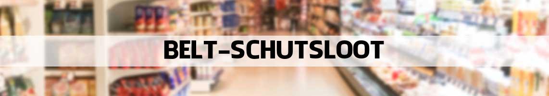 supermarkt Belt-Schutsloot
