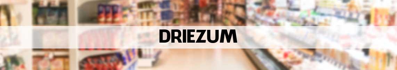 supermarkt Driezum