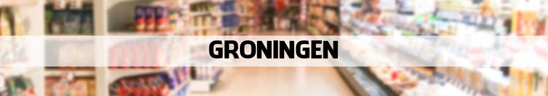 supermarkt Groningen