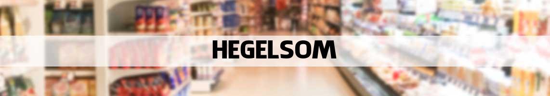 supermarkt Hegelsom