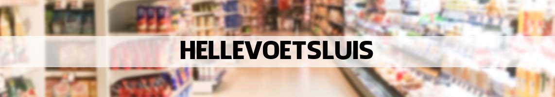 supermarkt Hellevoetsluis