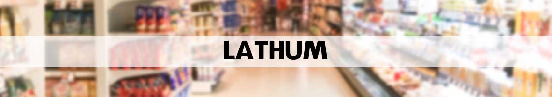 supermarkt Lathum