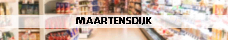 supermarkt Maartensdijk