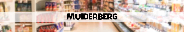 supermarkt Muiderberg