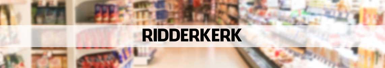supermarkt Ridderkerk